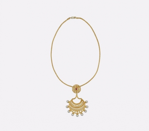 7027. necklace