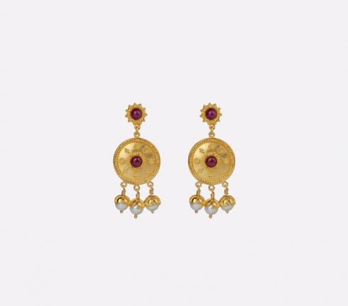 7020. earrings